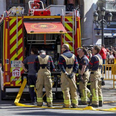Preparación de las  oposiciones a bombero