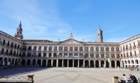 Vitoria-Gasteiz convoca una OPE de 163 plazas para el funcionariado local