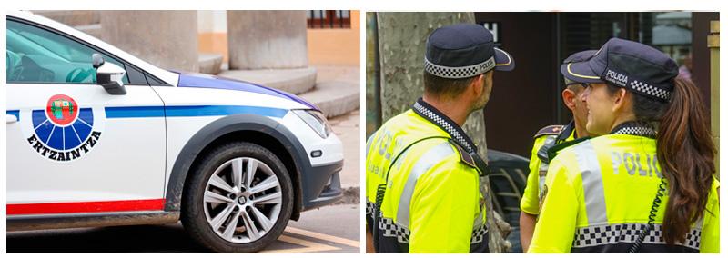 policia curso